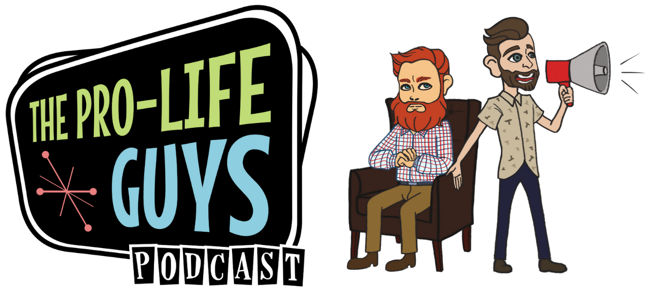 Logo for The Pro-Life Guys Podcast